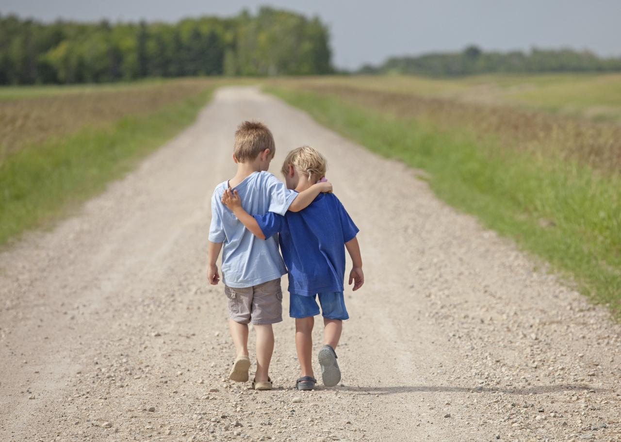 Τι είδους φίλος εισαι;