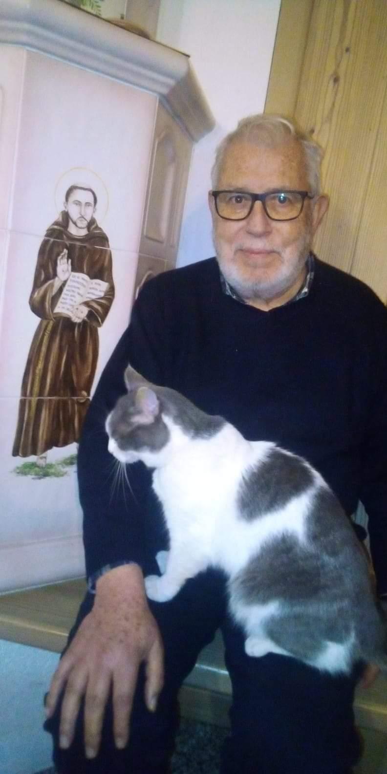 Πατήρ Τζόρζο Μπορήνι, παράδειγμα μεγάλης καρδιάς