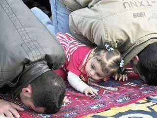 Μεγαλώνοντας ένα παιδί με ισλαμικές αρχές..