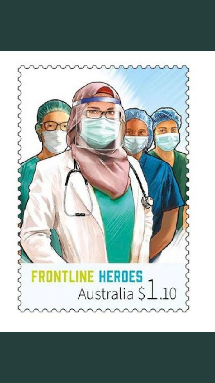 Η Αυστραλία τιμά τους γιατρούς της