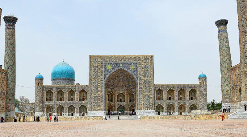 Σχολή Τίλα Κάρι: ένα κόσμημα της ισλαμικής αρχιτεκτονικής